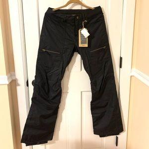 BURTON BLACK SKI/SNOWBOARD PANTS